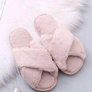❤️Quarantine Lounge Slippers in Blush pink